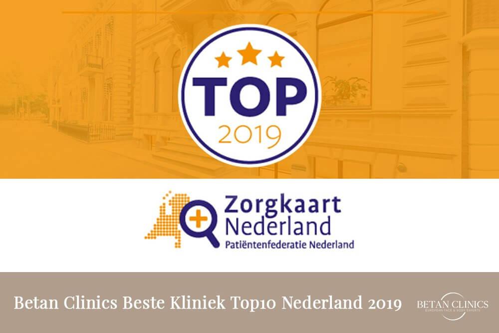 Beste plastische chirurgie kliniek nederland